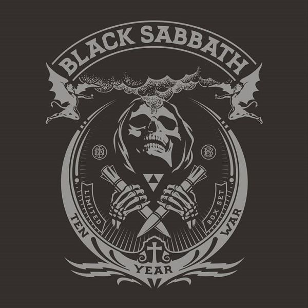 Download torrent Black Sabbath - The Ten Year War (2017)