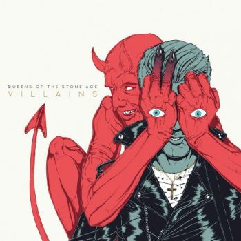 Download torrent Queens Of The Stone Age - Villains (2017)