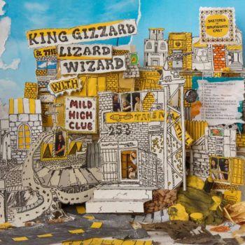 Download torrent King Gizzard & The Lizard Wizard - Sketches Of Brunswick East (2017)
