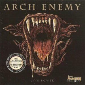Download torrent Arch Enemy – Live Power (2017)