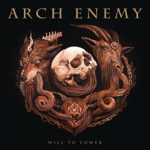 Download torrent Arch Enemy - Will To Power (2017)