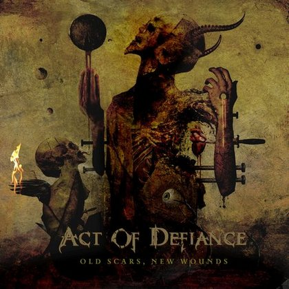 Download torrent Act of Defiance - Old Scars, New Wounds (2017)