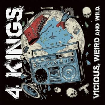 Download torrent 4 Kings - Vicious, Weird and Wild (2017)