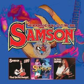 Download torrent Samson - Mr Rock And Roll: Live 1981-2000 (2017)