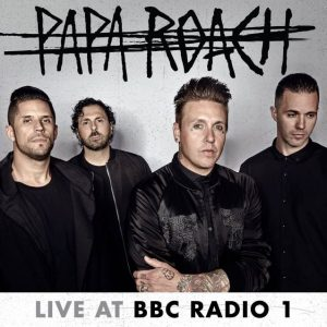 Download torrent Papa Roach – Live At BBC Radio 1 [EP] (2017)