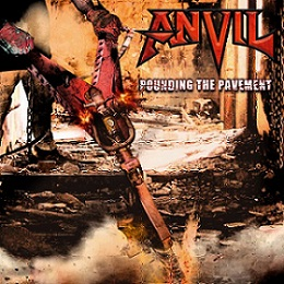 Download torrent Anvil - Pounding the Pavement (2018)