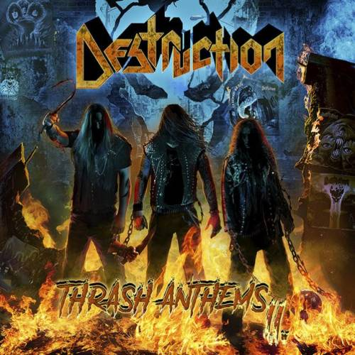 Download torrent Destruction - Thrash Anthems II (2017)