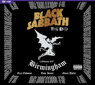 Download torrent Black Sabbath - The End - Birmingham (2017)