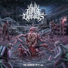 Download torrent As Flesh Decays - The Horror of It All (2017)
