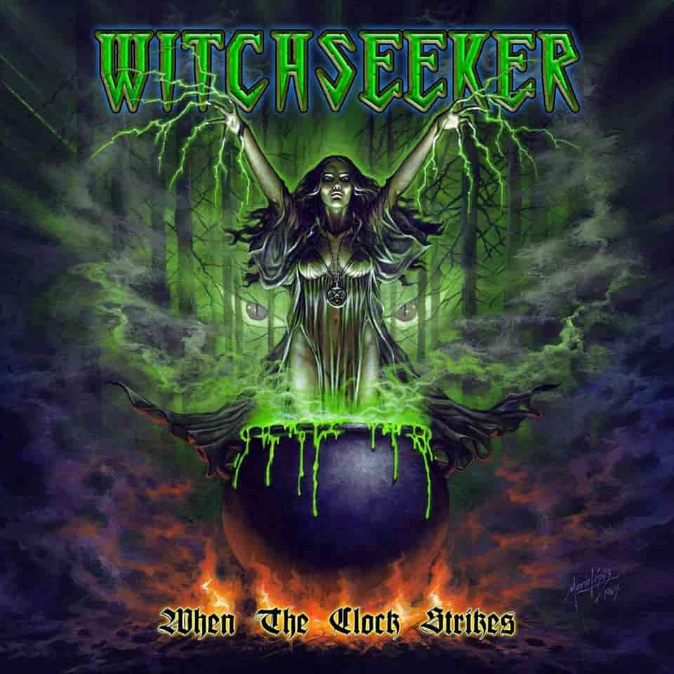 Download torrent Witchseeker - When The Clock Strikes (2017)