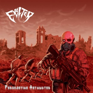 Download torrent Exalter - Persecution Automated (2017)
