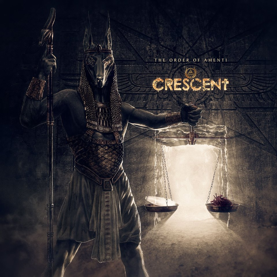 Download torrent Crescent - The Order Of Amenti (2018)