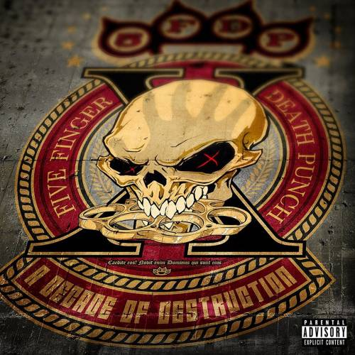 Download torrent Five Finger Death Punch - A Decade Of Destruction (2017)