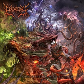 Download torrent Organectomy - Domain of the Wretched (2017)
