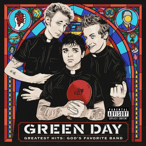 Download torrent Green Day – Greatest Hits: God's Favorite Band (2017)