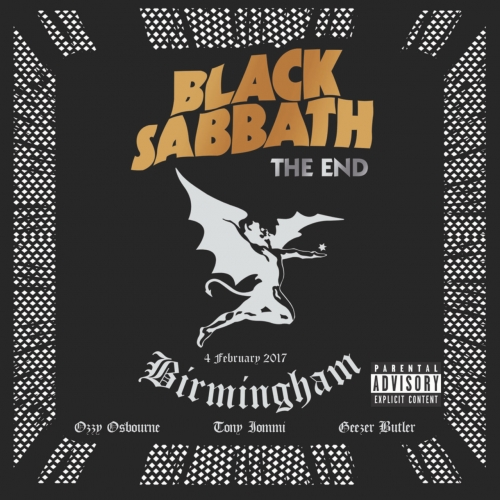Download torrent Black Sabbath - The End (2017)