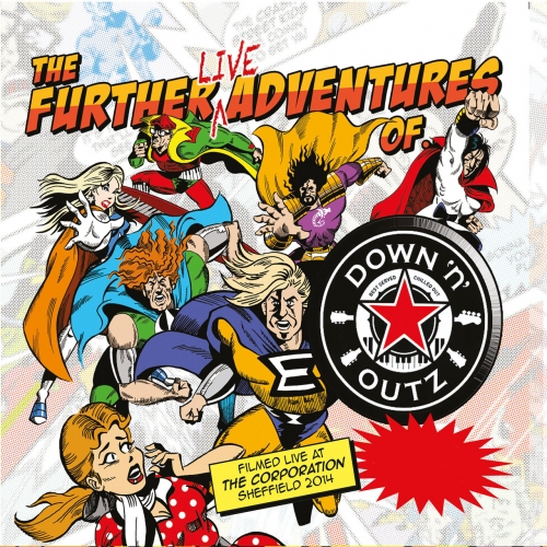 Download torrent Down 'n' Outz - The Further Live Adventures of… (2017)