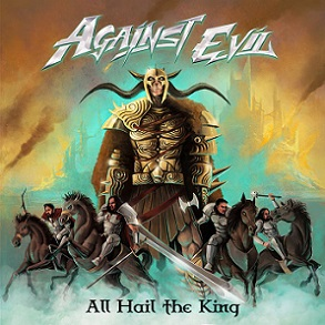 Download torrent Against Evil - All Hail the King (2018)