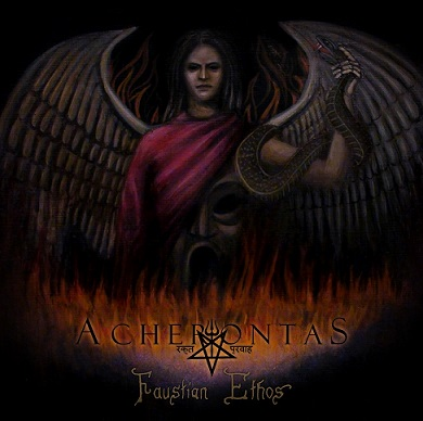 Download torrent Acherontas - Faustian Ethos (2018)