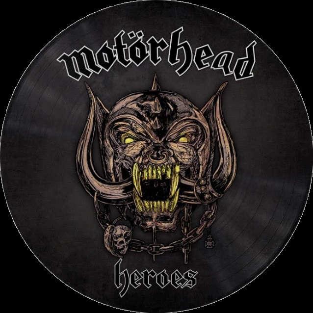 Download torrent Motörhead - Heroes (2018)