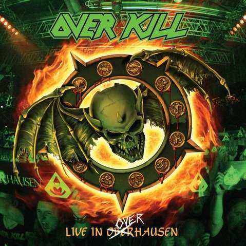 Download torrent Overkill - Live in Overhausen (2018)