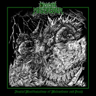 Download torrent Oxygen Destroyer - Bestial Manifestations of Malevolence and Death (2018)