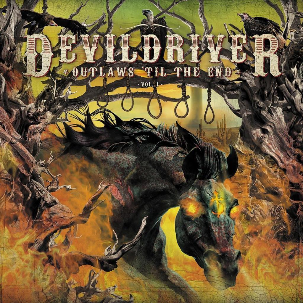 Download torrent DevilDriver - Outlaws 'Til The End (2018)