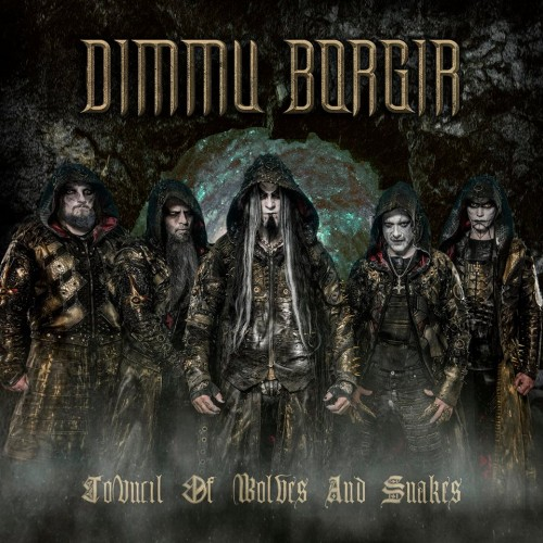 Download torrent Dimmu Borgir - Council Of Wolves And Snakes [Single] (2018)