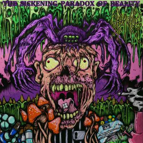 Download torrent Goremonger - The Sickening Paradox of Reality (2018)