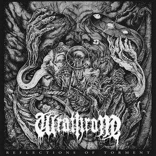Download torrent Wrathrone - Reflections of Torment (2018)