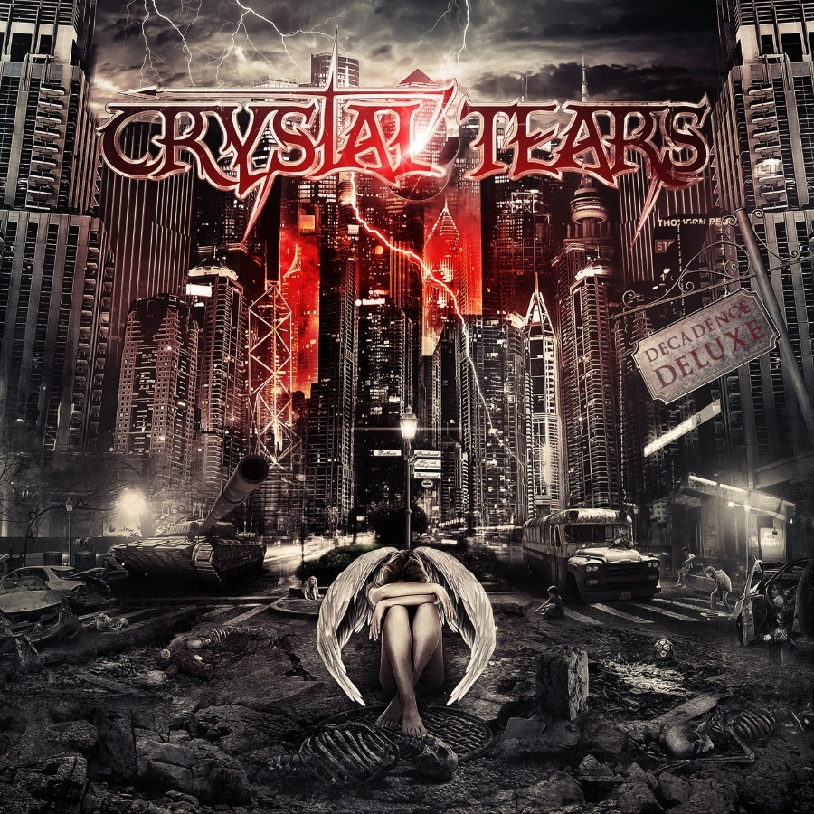 Download torrent Crystal Tears - Decadence Deluxe (2018)