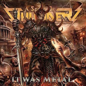 Download torrent A Sound of Thunder - It Was Metal (2018)