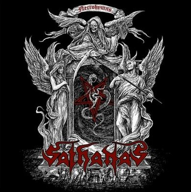 Download torrent Sathanas - Necrohymns (2018)