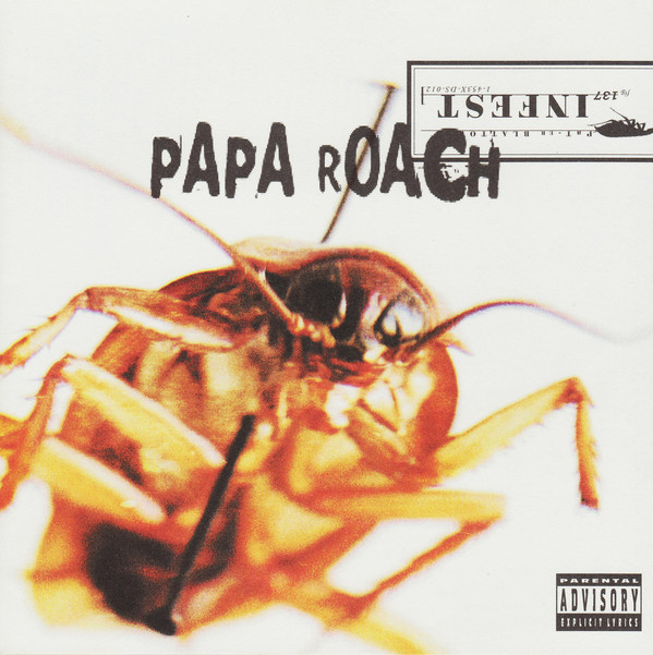 Download torrent Papa Roach ‎– Infest (2000)