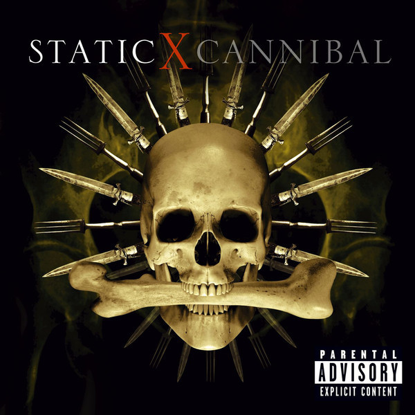 Download torrent Static-X ‎– Cannibal (2007)