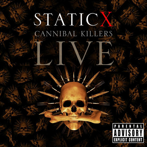 Download torrent Static-X ‎– Cannibal Killers Live (2008)