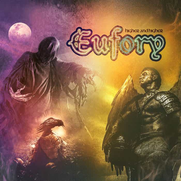 Download torrent Eufory - Higher and Higher (2018)