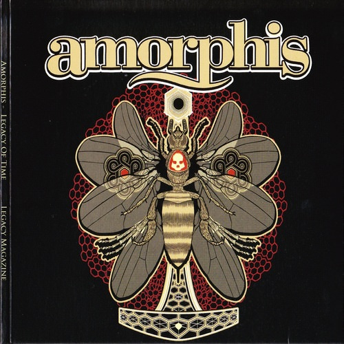 Download torrent Amorphis - Legacy Of Time (2018)