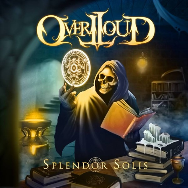 Download torrent Overlloud - Splendor Solis (2018)