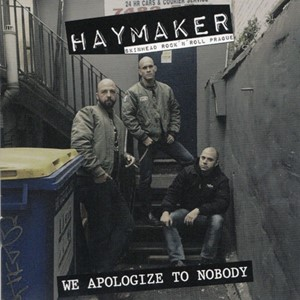 Download torrent Haymaker - We Apologize to Nobody (2018)