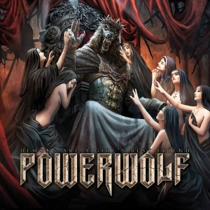 Download torrent Powerwolf - Demons Are a Girl's Best Friend (Single) (2018)