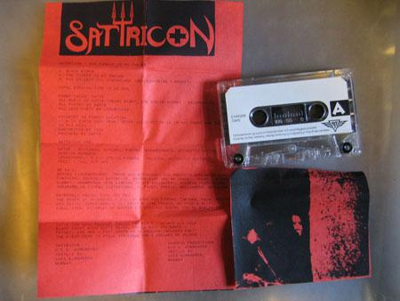 Download torrent Satyricon - The Forest Is My Throne (1993)