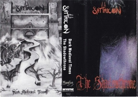 Download torrent Satyricon - The Shadowthrone / Dark Medieval Times (1999)