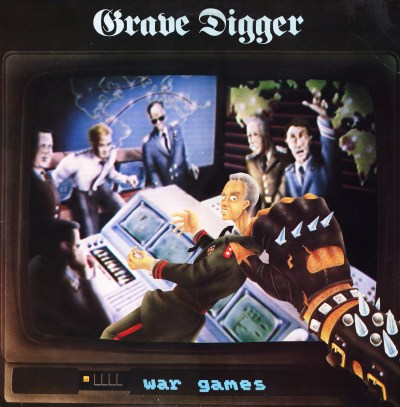 Download torrent Grave Digger - War Games (1986)