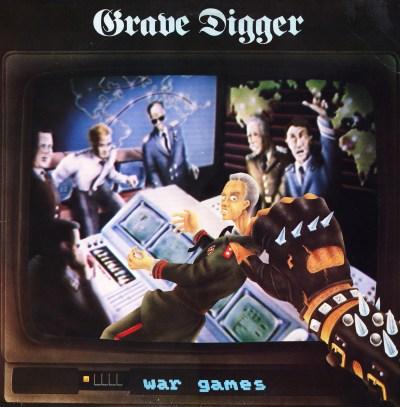 Download torrent Grave Digger - War Games (1986)