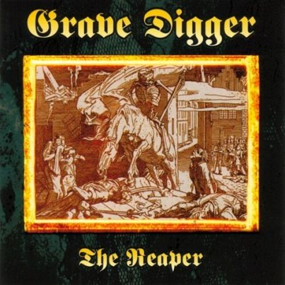 Download torrent Grave Digger - The Reaper (1993)