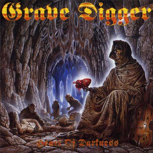 Download torrent Grave Digger - Heart of Darkness (1995)