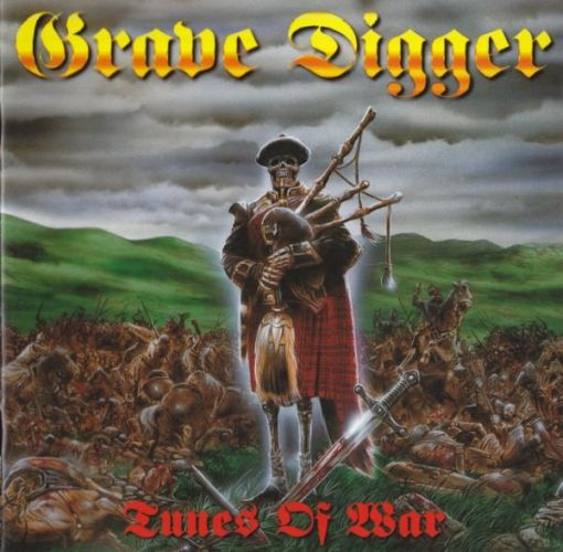 Download torrent Grave Digger - Tunes of War (1996)