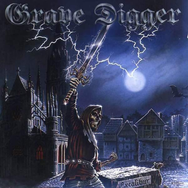 Download torrent Grave Digger - Excalibur (1999)