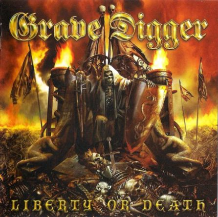 Download torrent Grave Digger - Liberty or Death (2007)